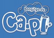 Bong2go - Ca-Pi der Partyspaß für unterwegs